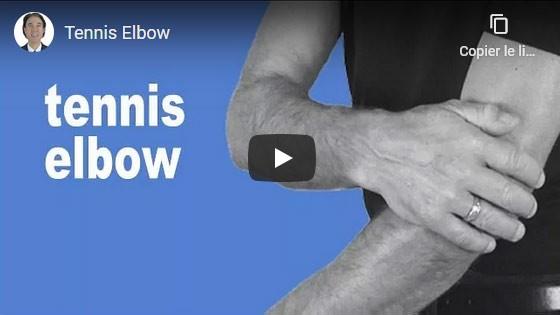 Comment guérir l'épicondylite externe/latérale?